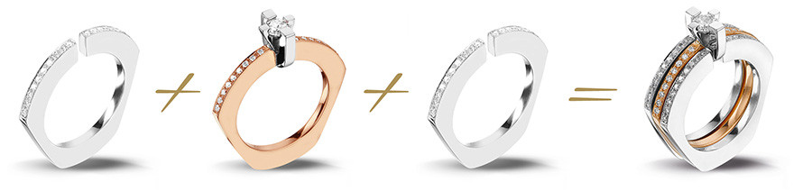 Aerts Collection: de Individual ringen